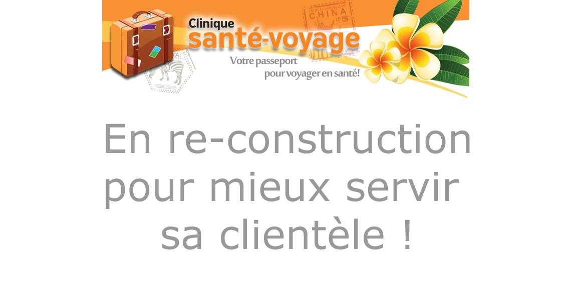 Clinique Santé-voyage Champlain